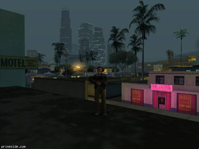 GTA San Andreas weather ID 35 at 2 hours