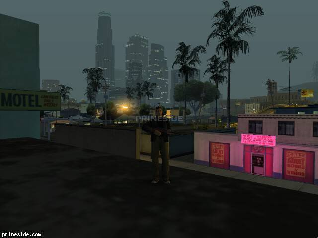 GTA San Andreas weather ID 35 at 3 hours