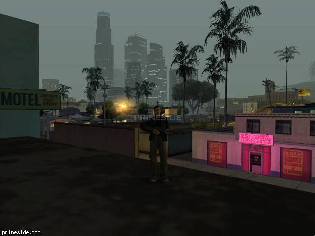 GTA San Andreas weather ID 35 at 5 hours