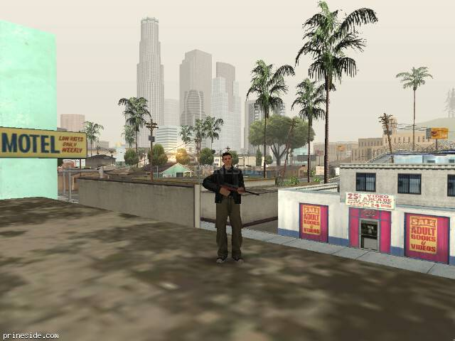GTA San Andreas weather ID 35 at 9 hours