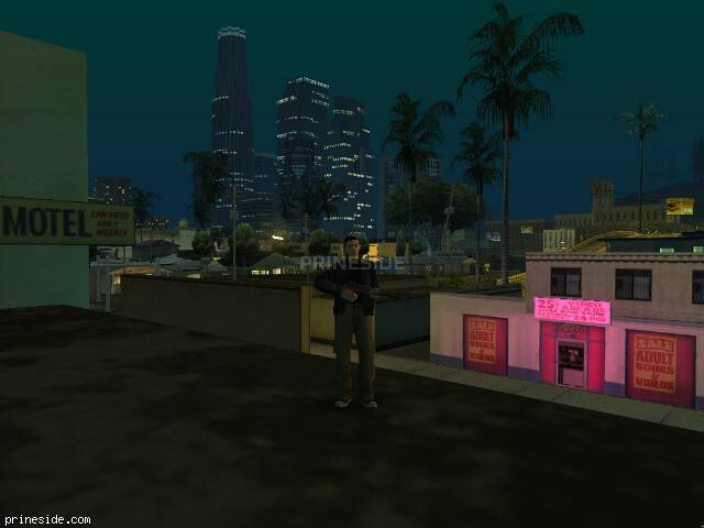 GTA San Andreas weather ID -220 at 0 hours