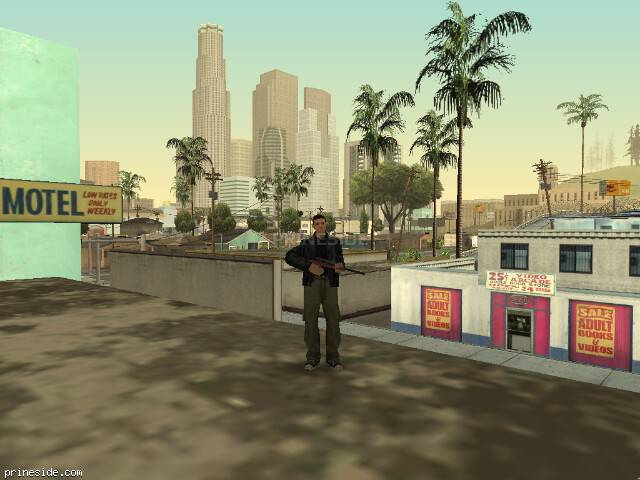 GTA San Andreas weather ID 548 at 12 hours