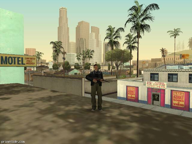 GTA San Andreas weather ID 1060 at 13 hours