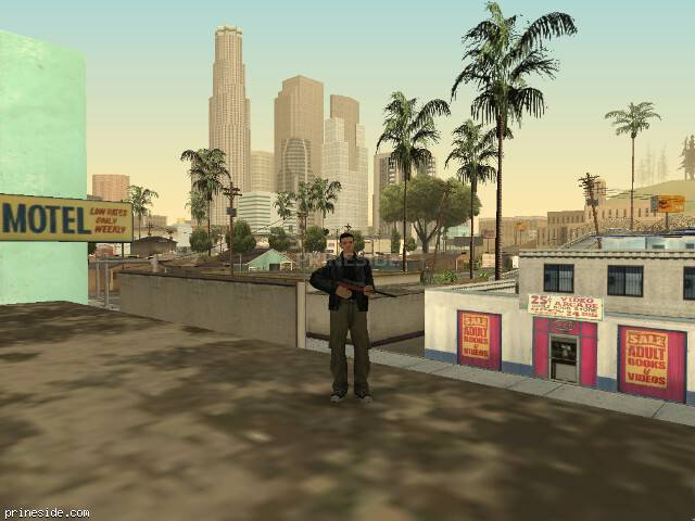 GTA San Andreas weather ID 1316 at 14 hours