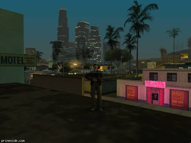 GTA San Andreas weather ID 2084 at 1 hours