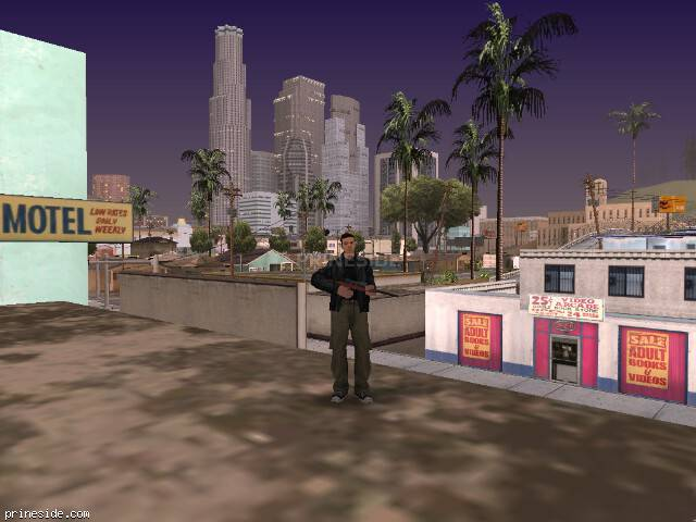 GTA San Andreas weather ID 2340 at 20 hours