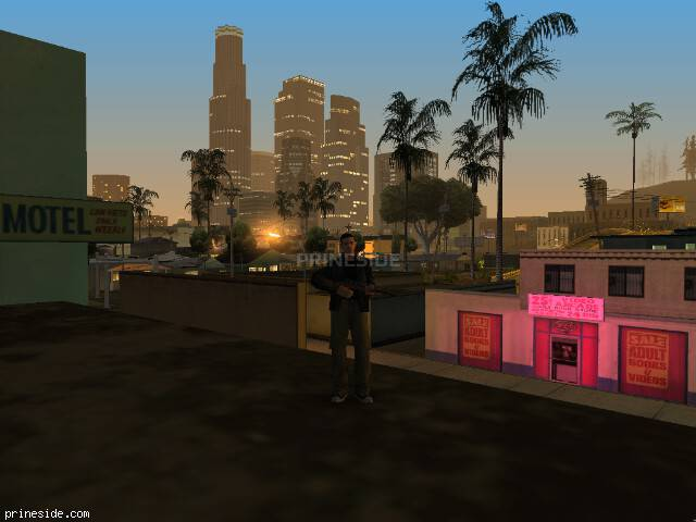 GTA San Andreas weather ID 1828 at 3 hours