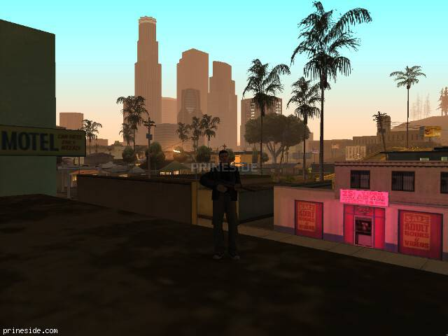GTA San Andreas weather ID 1572 at 6 hours