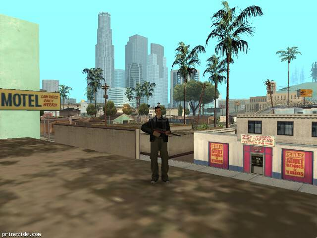 GTA San Andreas weather ID 1060 at 9 hours