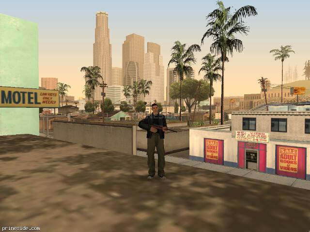 GTA San Andreas weather ID -731 at 18 hours