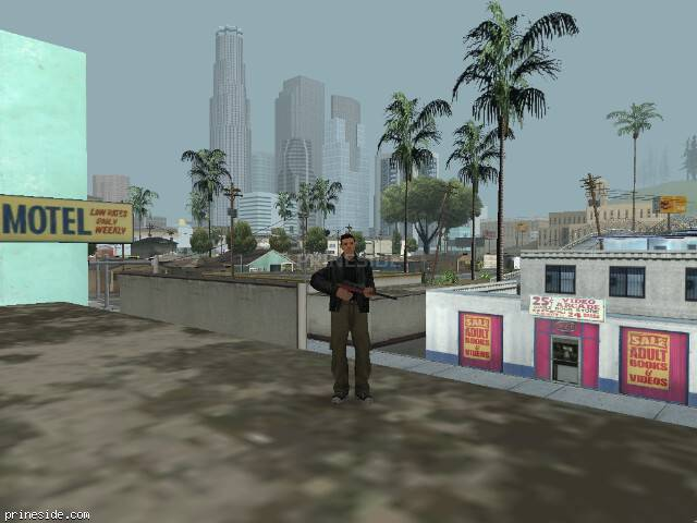 GTA San Andreas weather ID 38 at 10 hours