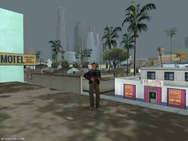 GTA San Andreas weather ID 38 at 12 hours