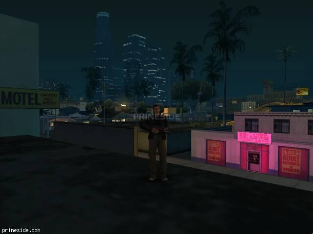 Просмотр погоды GTA San Andreas с ID 38 в 1 часов