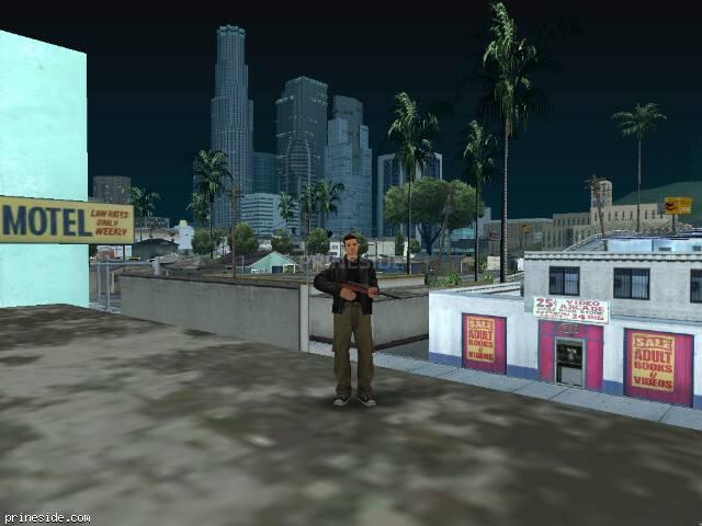 Просмотр погоды GTA San Andreas с ID -474 в 20 часов
