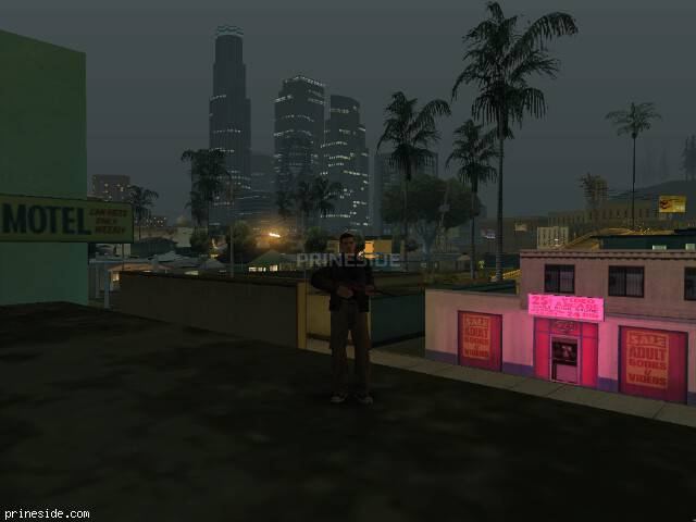 GTA San Andreas weather ID 38 at 5 hours