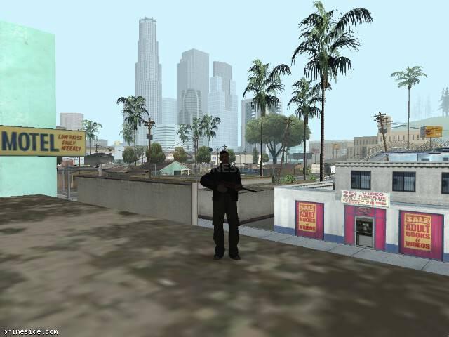 Просмотр погоды GTA San Andreas с ID 38 в 7 часов