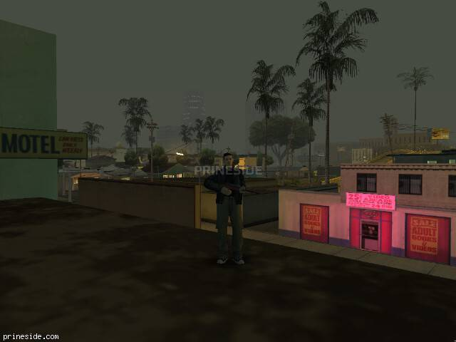 GTA San Andreas weather ID -1753 at 0 hours