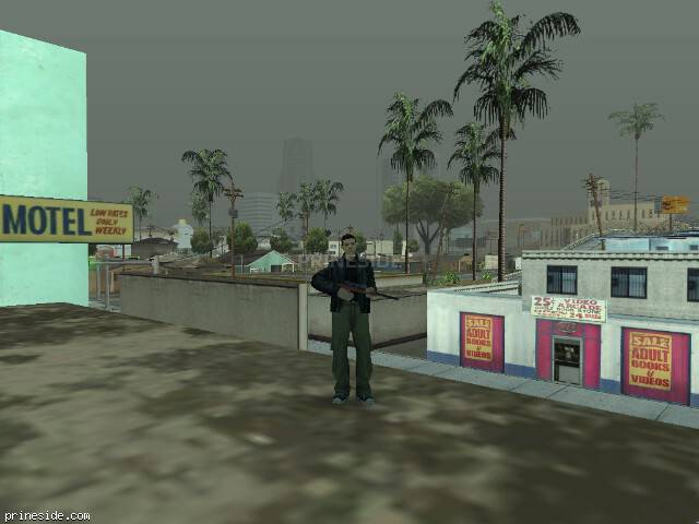 GTA San Andreas weather ID -217 at 12 hours