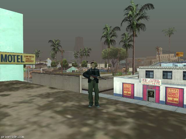 GTA San Andreas weather ID 551 at 13 hours