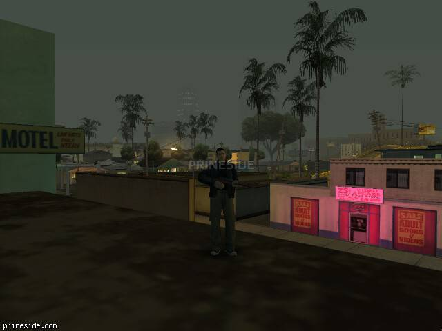 GTA San Andreas weather ID -985 at 1 hours
