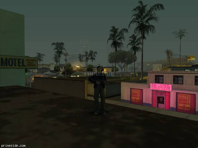 GTA San Andreas weather ID 39 at 3 hours