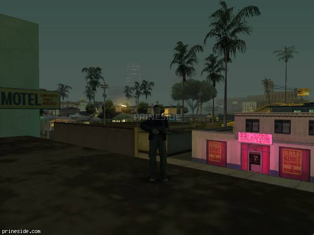 GTA San Andreas weather ID -473 at 4 hours