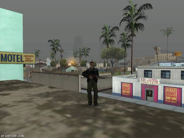GTA San Andreas weather ID -217 at 8 hours