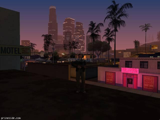Просмотр погоды GTA San Andreas с ID 41 в 1 часов