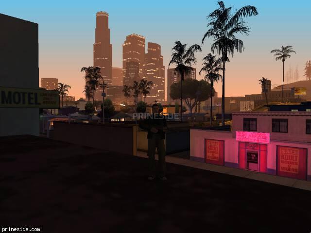 Просмотр погоды GTA San Andreas с ID 41 в 3 часов
