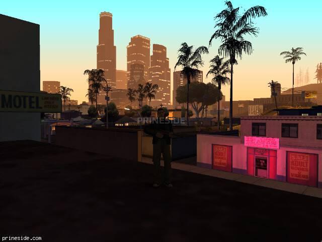 Просмотр погоды GTA San Andreas с ID -215 в 4 часов