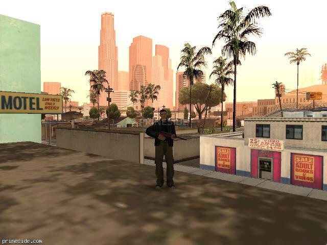 Просмотр погоды GTA San Andreas с ID 553 в 9 часов