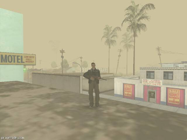 GTA San Andreas weather ID 810 at 10 hours