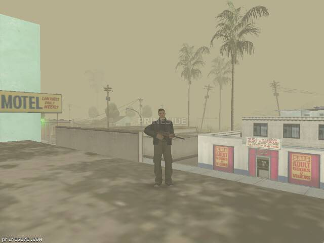 GTA San Andreas weather ID 554 at 11 hours