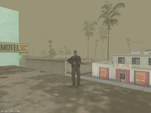 GTA San Andreas weather ID 810 at 13 hours