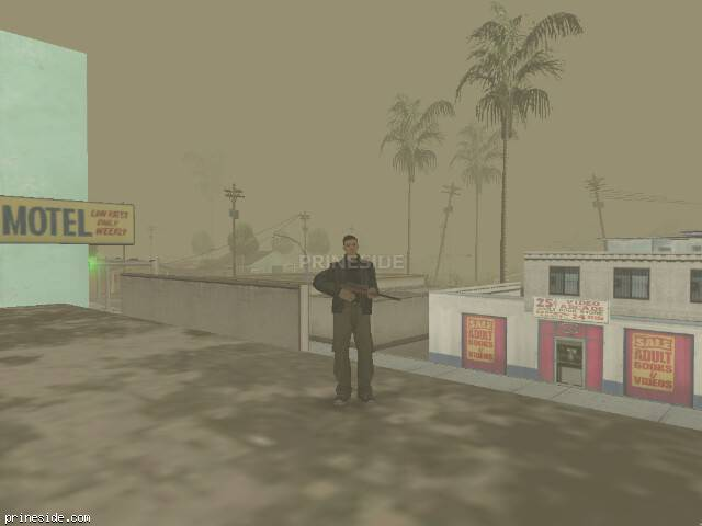 GTA San Andreas weather ID 554 at 14 hours