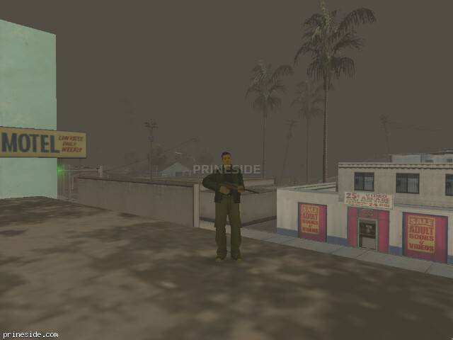 GTA San Andreas weather ID 42 at 20 hours