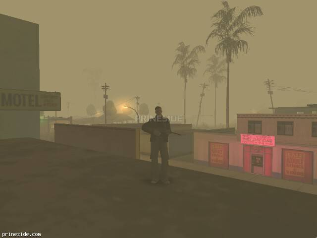 GTA San Andreas weather ID -214 at 3 hours