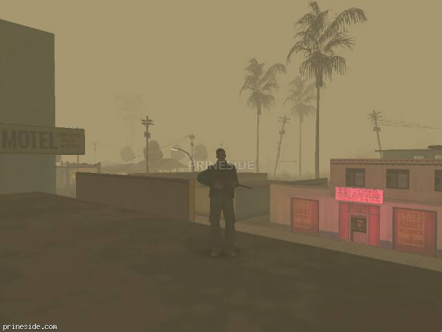 GTA San Andreas weather ID 554 at 5 hours