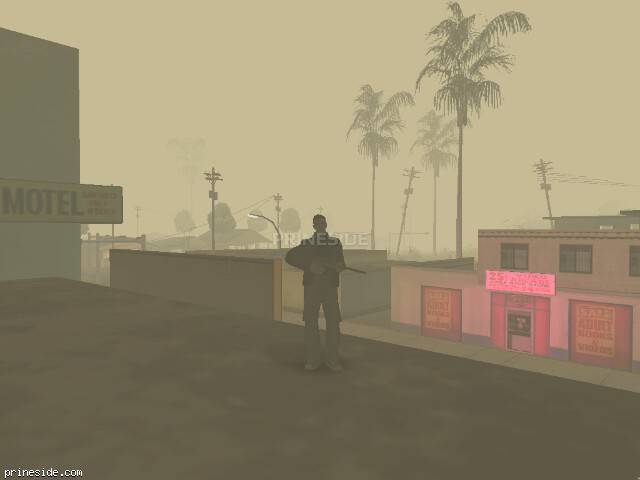 GTA San Andreas weather ID -214 at 6 hours
