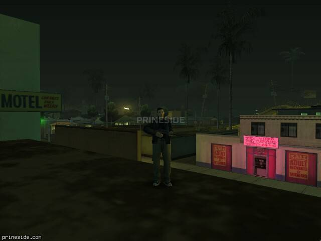 GTA San Andreas weather ID 555 at 0 hours