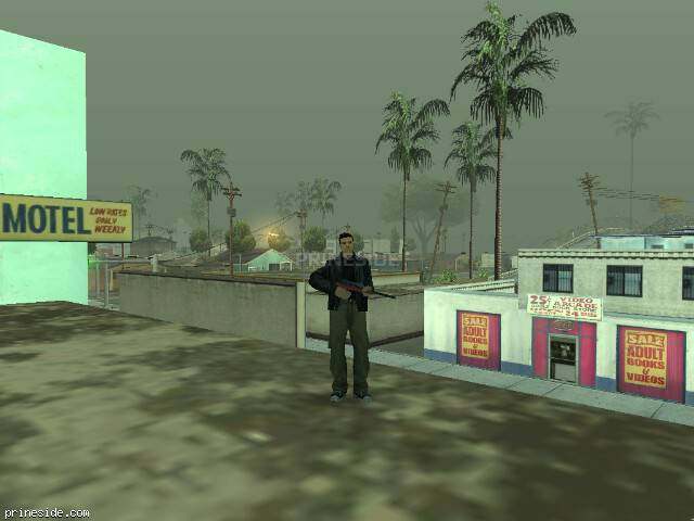 GTA San Andreas weather ID 43 at 10 hours