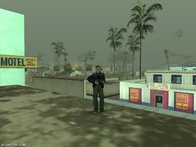 Просмотр погоды GTA San Andreas с ID 43 в 11 часов