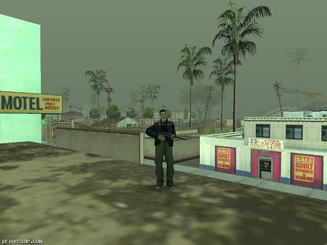 GTA San Andreas weather ID 43 at 12 hours