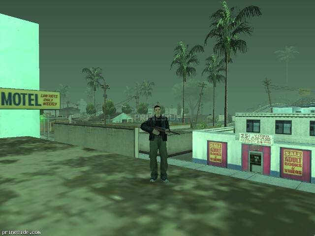 GTA San Andreas weather ID 43 at 18 hours
