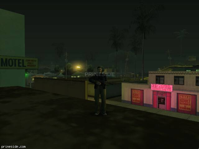 GTA San Andreas weather ID 43 at 2 hours