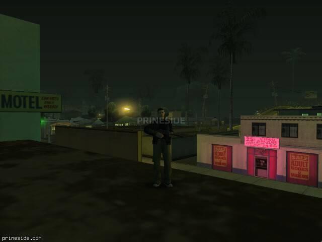 Просмотр погоды GTA San Andreas с ID 43 в 2 часов
