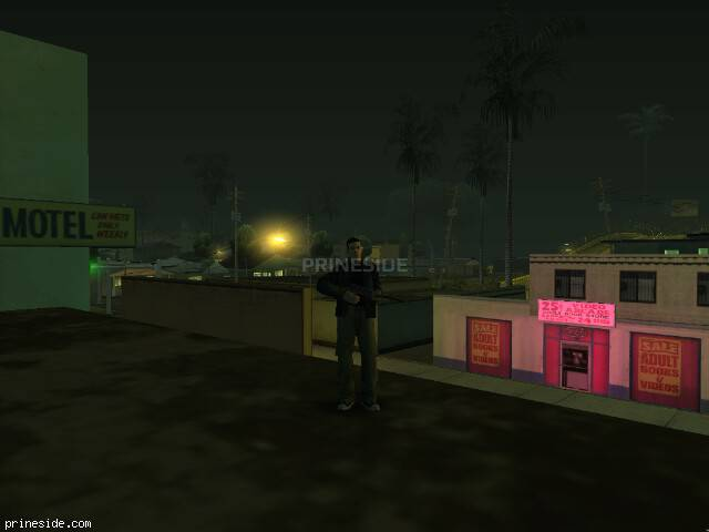 GTA San Andreas weather ID 43 at 4 hours