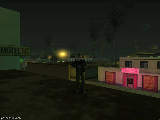 GTA San Andreas weather ID 43 at 5 hours
