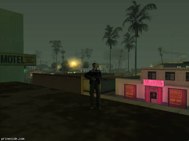 GTA San Andreas weather ID 43 at 6 hours