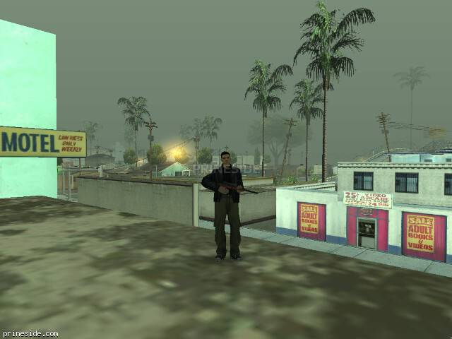 GTA San Andreas weather ID 43 at 8 hours